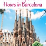 Do you have 48 Hours in Barcelona? This Barcelona Travel Guide will provide you the information on the things to see in Barcelona in 48 hours In Barcelona, Spain incl. Sagrada Familia, Gaudi Archtiecture and Tapas. #spain #barcelona #gaudiarchitecture