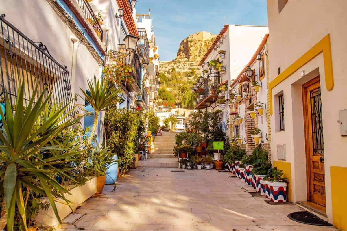 Alicante most beautiful places in spain to live, secret places to visit in spain
