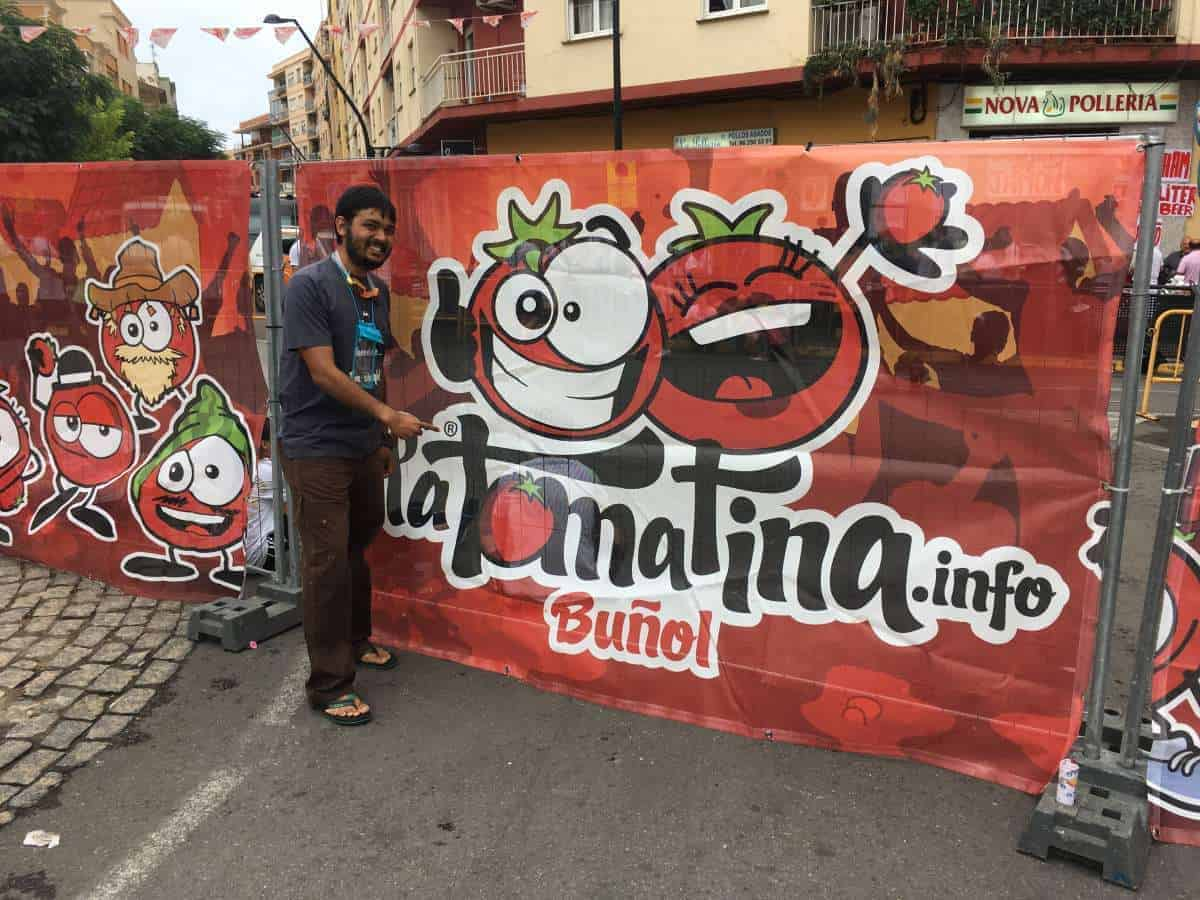 Legendary Tomatina Festival, interesting places in spain, nicest places in spain, bunol