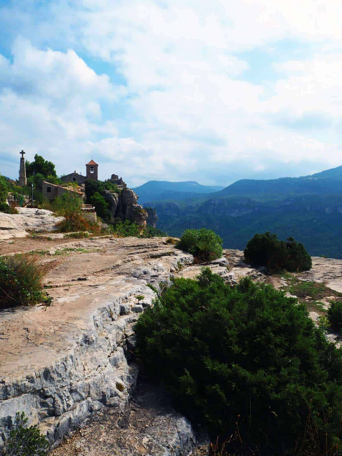 siurana, hiking, barcelona, spain beautiful places
