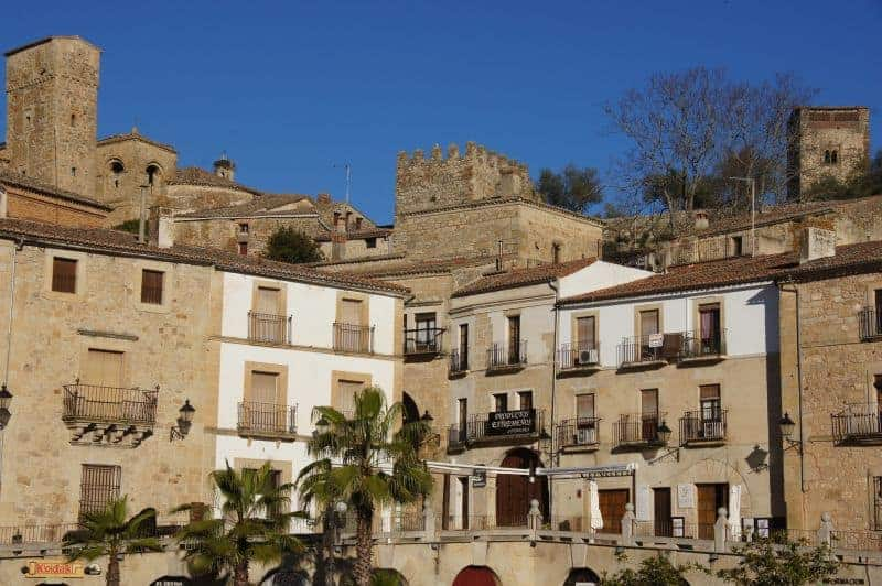 Trujillo, Extremadura, best views in spain