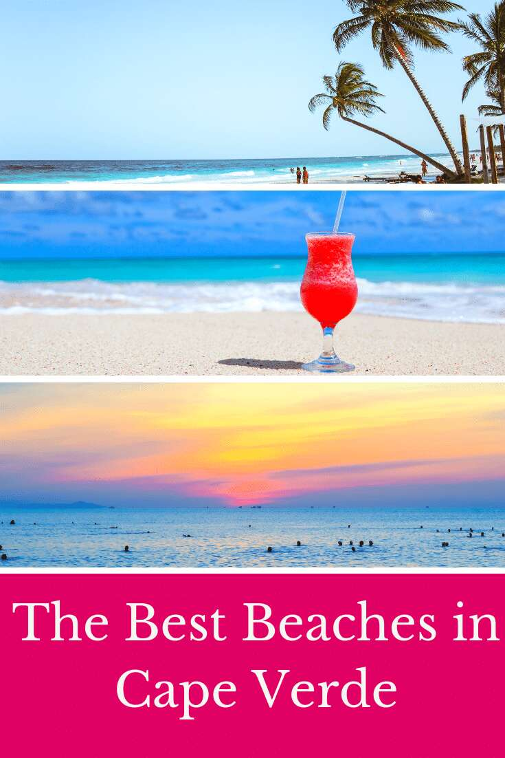 What are the best beaches in Cape Verde? This guide takes you to the best beaces of every island such as Santa Maria beach, the shipwreck beach in Boa Vista, but also to the less known islands such as Maio, Santo Antao or Sao Vicente. Let's hit the beach on Cape Verde islands! #capeverde #capeverdeislands #caboverde