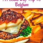 Fancy a Foodie Day Trip to Belgium? Let me take you to Bouillon, the perfect weekend getaway from Brussels or Luxembourg. Famous for its castle, it hosts one of the best restaurants in the region. Let's indulge in tasty food and delicious cocktails! #belgium #foodies #daytrips #getaway
