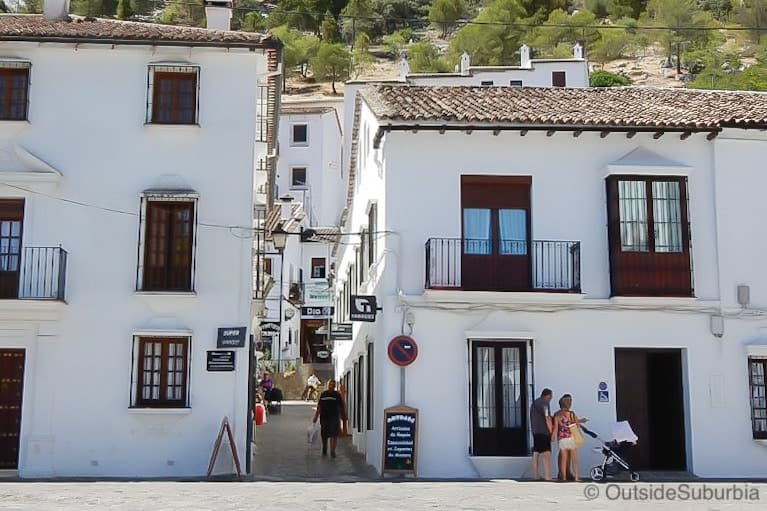 grazalema, whie house, cadiz, spain, nicest places in spain