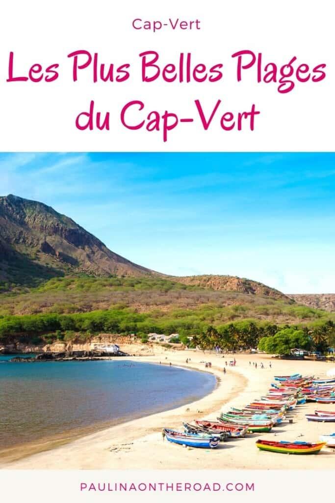 Ou sont les meilleures plages au Cap-Vert? Chaque ile du Cap-Vert a des plages très belles, mais parfois elles sont difficiles à trouver. Avec ce guides vous aller connaitre non seulement les meilleures plages de Sal et Boa Vista, mais aussi des plages secrètes à Maio, Fogo et Brava. Effectivement chaque ile capverdienne est dotée de plages paradisiaques. #capvert #plagescapvert #vacancescapvert #plagesafrique #voyageafrique #ilescapverdiennes #iledesal #ileboavista #plagescapvert