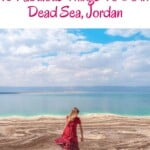 What To Do Near Dead Sea in Jordan? This Guide will give you a full range of things to do in Dead Sea, Jordan incl. the best Dead Sea Jordan resorts, Dead Sea spa treatments & Dead Sea salt scrubs, hikes, day tours and luxury experiences. #deadsea #jordan #deadsearesorts #deadseamud #deadseajordanhotels