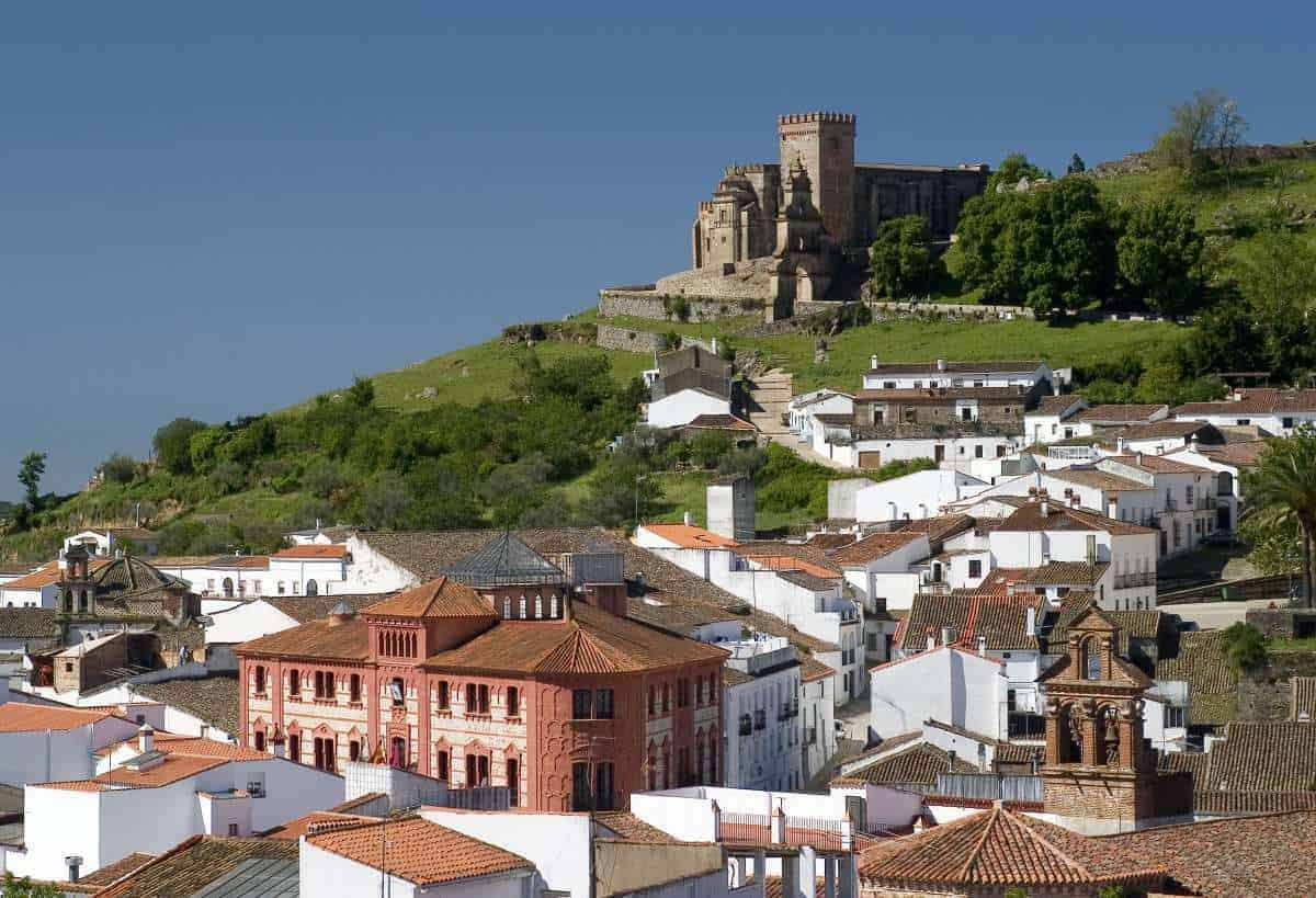 aracena, day trips from seville, day tour from seville, things to do near seville