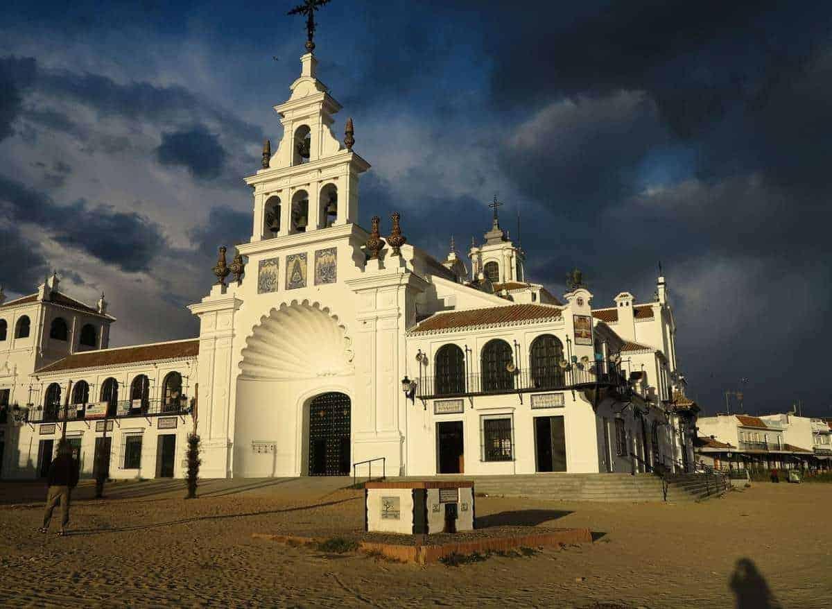 el rocio, pilgrimage site, day trips from seville, day tour from seville, things to do near seville