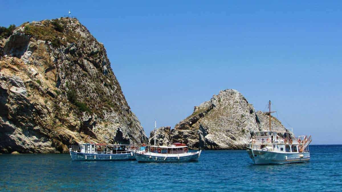 best beaches on skiathos, skiathos beaches, beautiful beaches greece, skiathos beach, watersports, greece travel blog