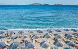 best beaches on skiathos, skiathos beaches, beautiful beaches greece, skiathos beach, watersports