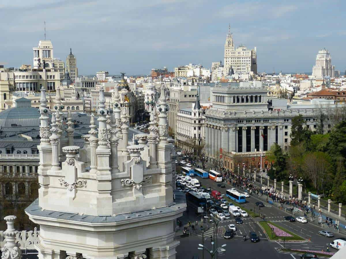 24 hours in madrid, one day in madrid, spain, one day itinerary madrid, what to do in madrid for one day, 1 day in madrid, museums, shopping, food, hotels, flamenco
