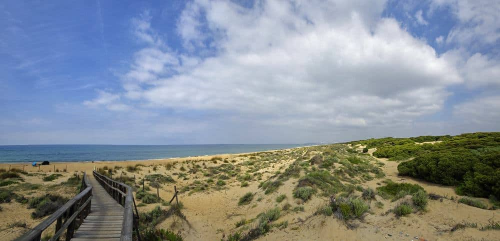nicest beaches in Spain, el portil, el rompido beach, huelva, spain
