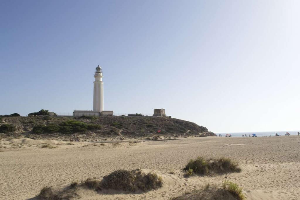 best beach towns in southern spain, barbate beach in southern spain