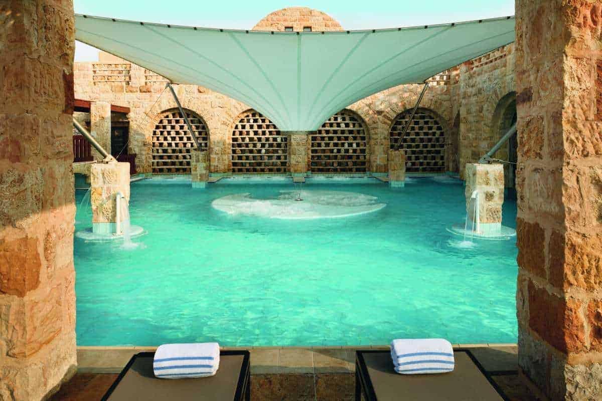 best dead sea hotels, dead sea spa resort, spa treatments, where to stay dead sea jordan, movenpick resort