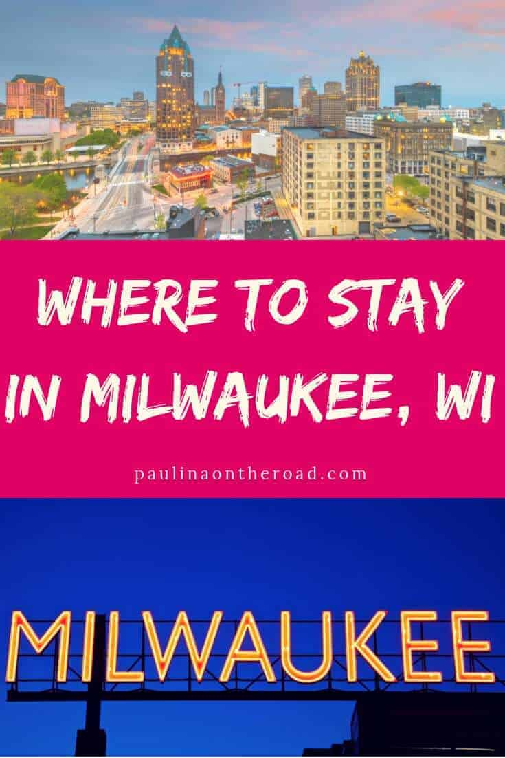 What are the best Milwaukee hotels? This guide will give you insider tips on where to stay in Milwaukee Wisconsin, including the best Inns, Luxury Hotels and Bed & Breakfasts in Milwaukee downtown. #milwaukee #wisconsin #milwaukeehotels