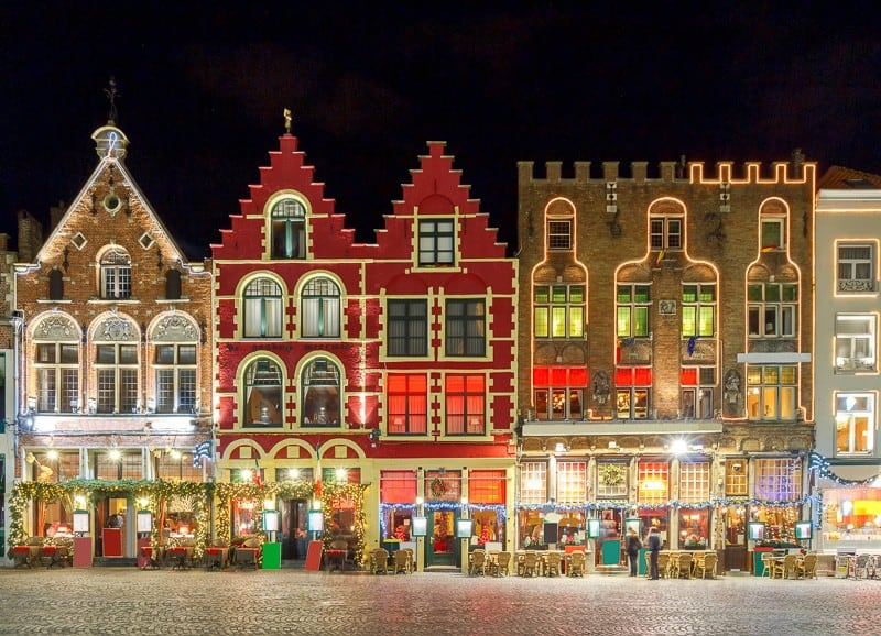 Bruges Christmas Market.The 16 Best Christmas Markets In Belgium In 2019 The