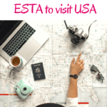 Do I need ESTA visum to visit the USA? All you need to know about ESTA application including delays, costs and procedures. #estavisum #ustravel #usatravel #visitusa #firsttimetravel #planetravel #planetraveltips #vistus