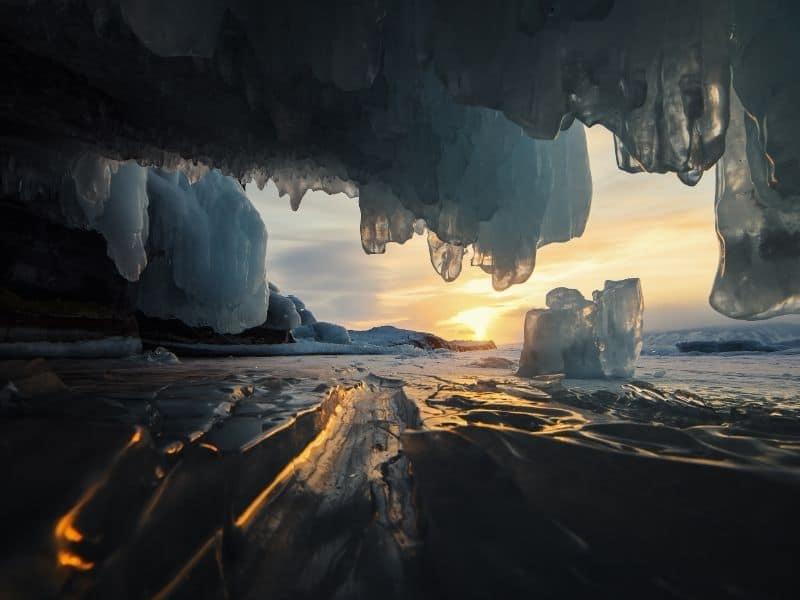 wisconsin ice cave