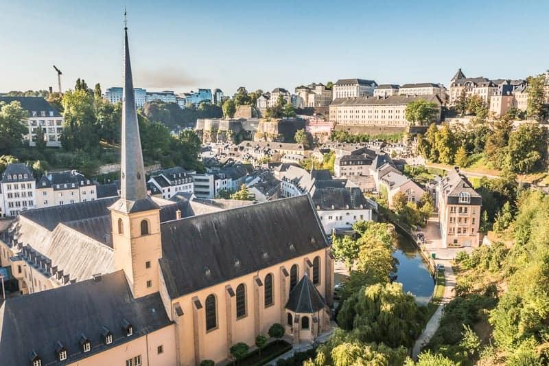 meilleurs hotels au Luxembourg, ou loger au luxembourg, meilleur hotel au luxembourg, hotels a luxembourg ville, auberge