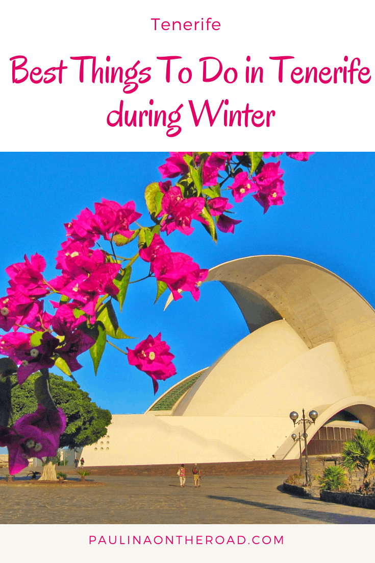Want winter sun in Spain? Let's spend winter in Tenerife and enjoy the best traditions of Christmas in Tenerife, Spain. A local's guide to the best things to do in Tenerife during winter and Christmas time... incl. a wild New Year's Eve! #tenerife #visitspain #canaryislands #wintersun #christmasinspain #spaininwinter #winterinspain #winterholidays