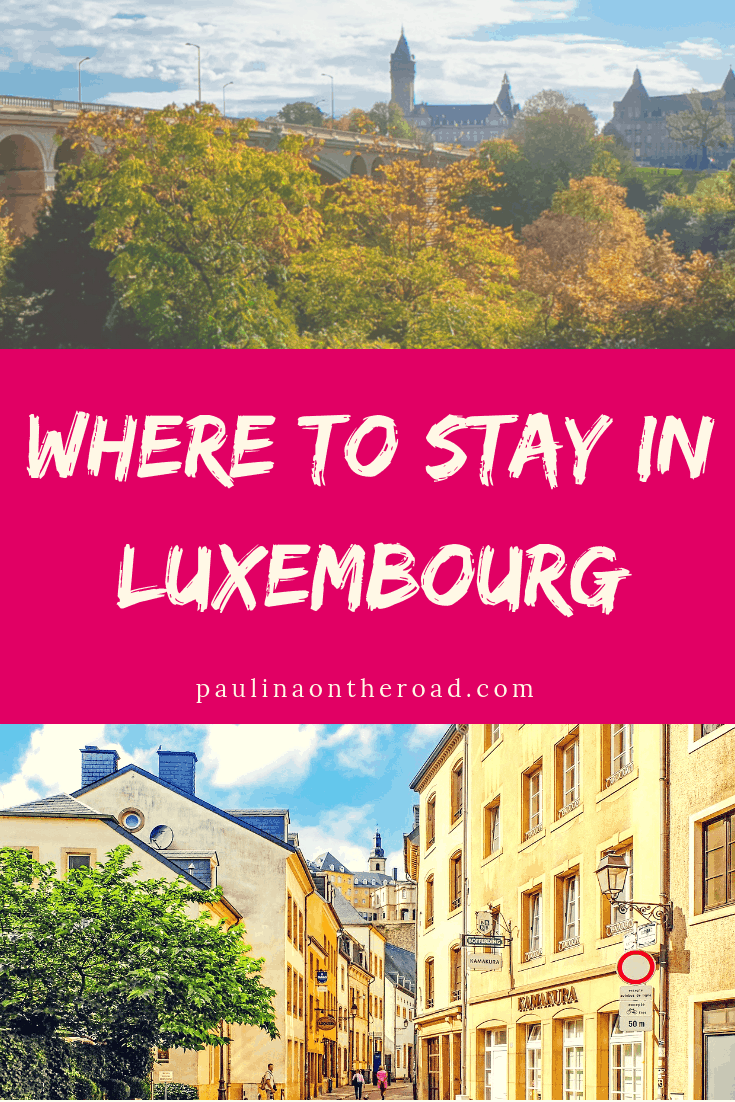 Wondering where to stay in Luxembourg? This local's guide give you the best hotels in Luxembourg incl. cheap accommodation in Luxembourg, hostels and scenic cottages. #luxembourg #visitluxembourg #luxembourgtravel #luxembourgcity #luxembourgphotography #castleseurope #europetravel