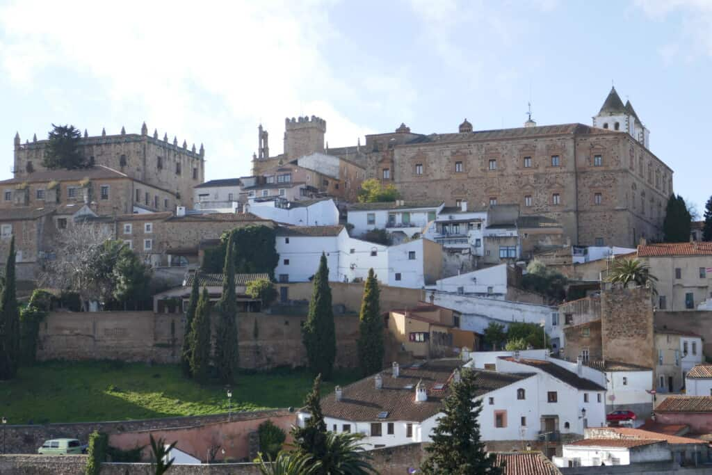 what is spain known for, caceres in extremadura, spain