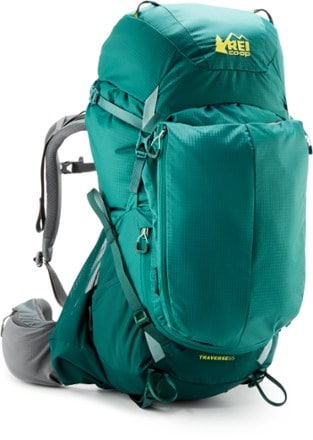 REI Co-op Traverse 65 Pack - Women's | REI Co-op - best backpacks made of recycled material