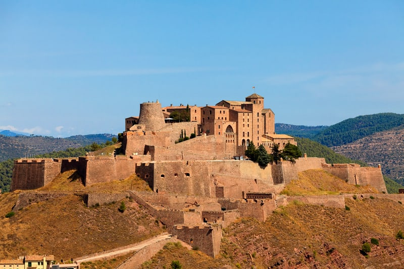 castle of cardona, spain, movies filmed in spain