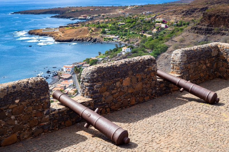 Things to do in Santiago Island,  Cape Verde, Cidade Velha old fort in Santiago