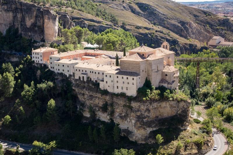 cuenca parador, best paradores near madrid,best parador hotels