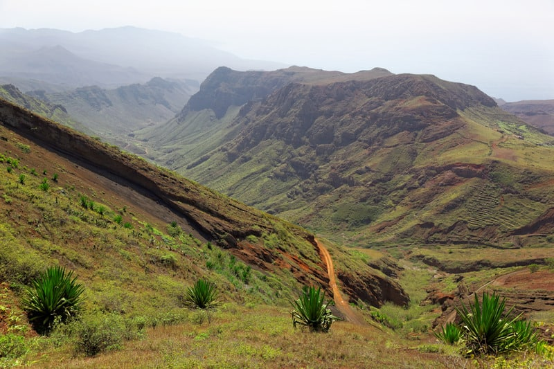 things to do in cape verde, cabo verde, hiking in san nicolau