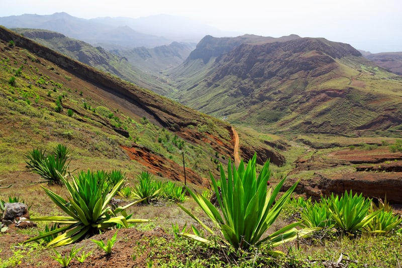 things to do in cape verde, cabo verde, hiking monte gordo sao nicolau