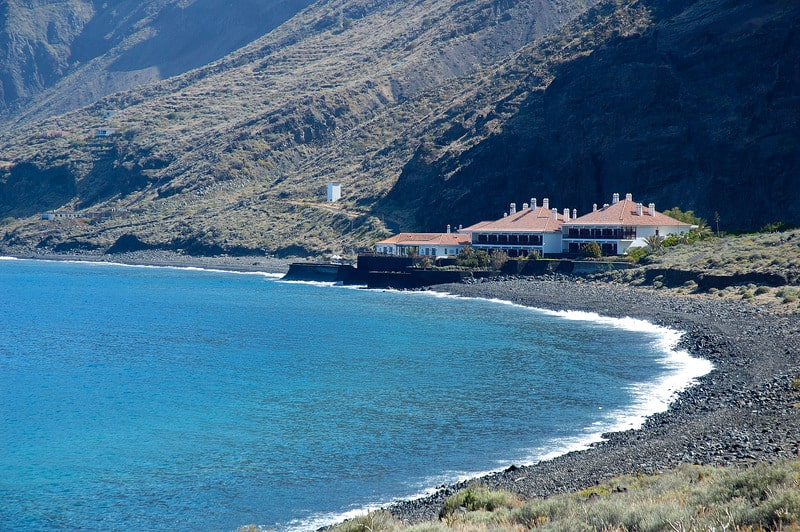 best paradores in spain, el hierro parador, canary islands parador