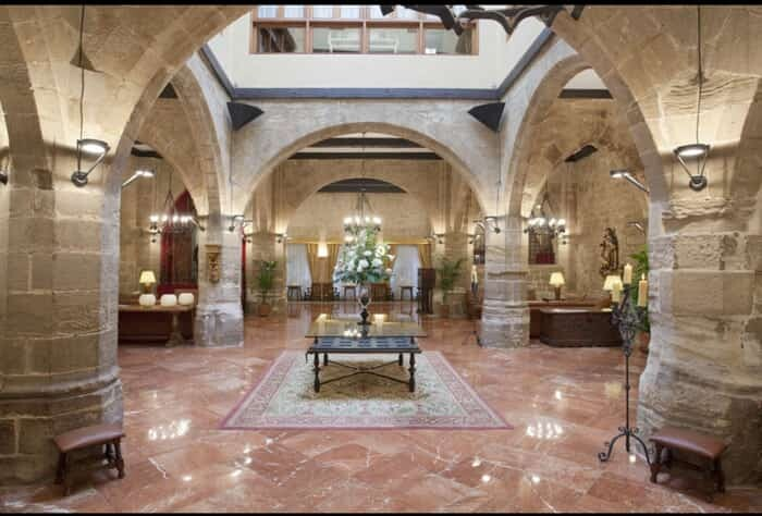 best paradores in spain, santo domingo de la calzada parador