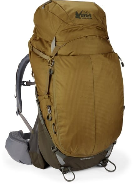 REI Co-op Traverse 70 Pack - Men's | REI Co-op - best backpacks made from recycled material