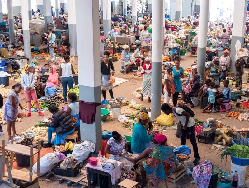 assomoda market, things to do in santiago, cabo verde