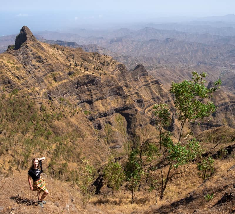 Hiking in serra malagueta, things to do in cape verde, cabo verde, viana desert, boa vista island, sustinable holidays in cape verde, eco travel, cabo verde vacation