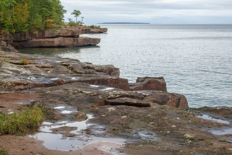 rock island state park, best state parks in wisconsin
