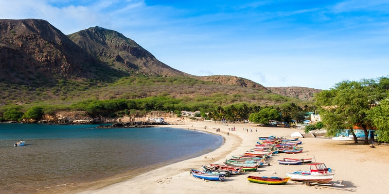 things to do in cape verde, cabo verde, tarrafal beach, santiago island, sustainable cape verde holidays, cabo verde vacation, eco-friendly travel