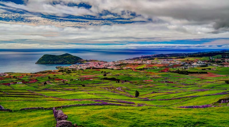 Hiking Monte Brasil, Terceira Island, best hiking trails in azores
