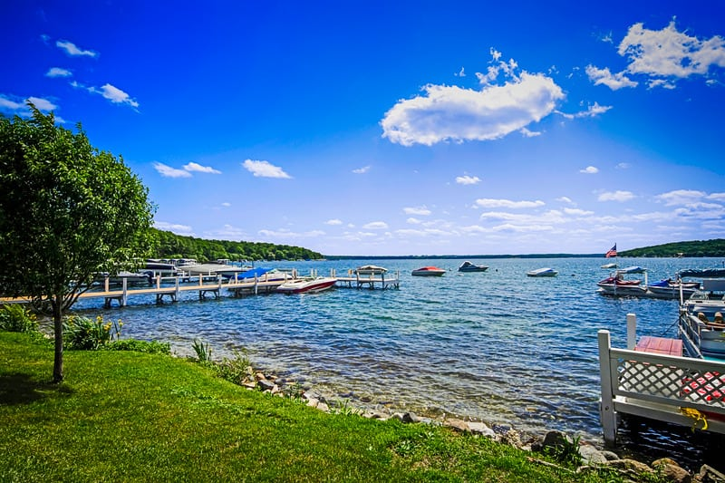 Best Wisconsin Mountain Bike Trails, where to stay in lake geneva, wisconsin