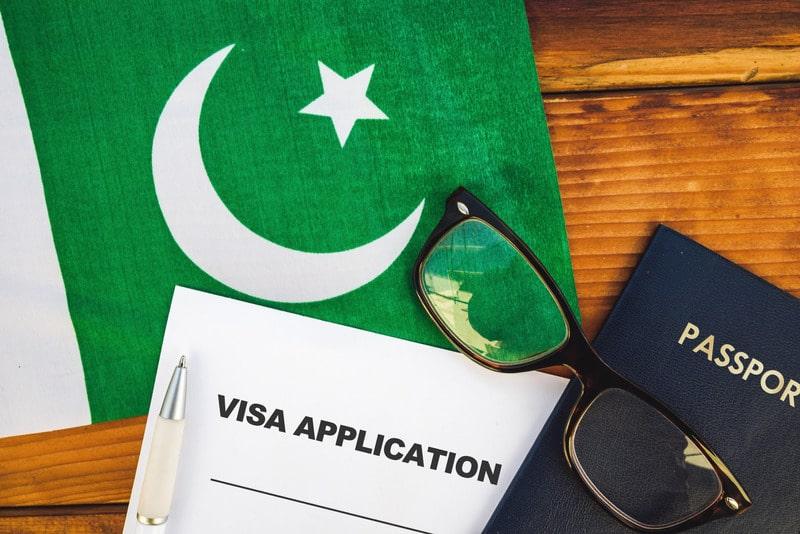 Pakistan visa application, cape verde visa for pakistan passport