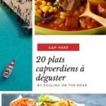 Vous cherchez des recettes capverdiennes ou des aliments traditionnels du Cap-Vert ? Trouvez une liste des meilleurs aliments du Cap-Vert à manger au Cap-Vert, y compris la cachupa, le pastel et les desserts. + Recettes ! Vous voulez savoir que manger au Cap-Vert? Ce guide vous présente la nourriture la plus typique du Cap-Vert ainsi comme les meilleurs desserts des iles capverdiennes. #caboverdefood #cachupa #pastel #grogue #capvert #afrique #ilescapverdiennes