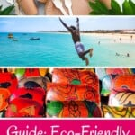 Are you planning to go on Cape Verde holidays? After traveling many times to Cape Verde islands, I put together this insider guide for sustainable Cape Verde vacation. Let me know what you think :) #capverde #caboverde #ecotravel #sustainabletravel #slowtravel #beachholidays #capeverdeholidays #caboverdeislands #caboverdevacation