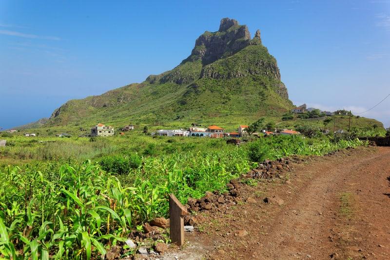 Things To Do in Sao Nicolau, Cape Verde, Hiking track on island of Sao Nicolau, Cape Verde