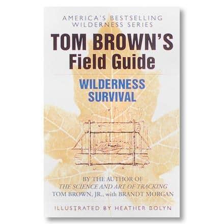 Tom Brown's Field Guide To Wilderness Survival | REI Co-op