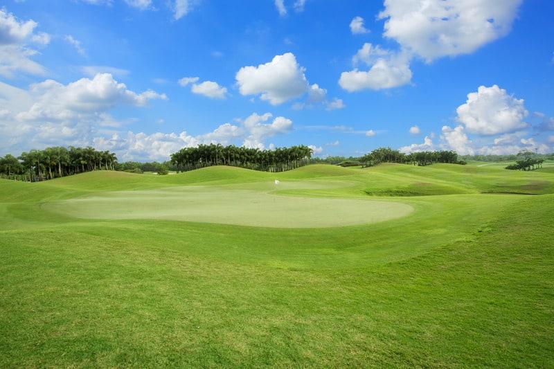 golf course, Environmentally Friendly Golf Courses