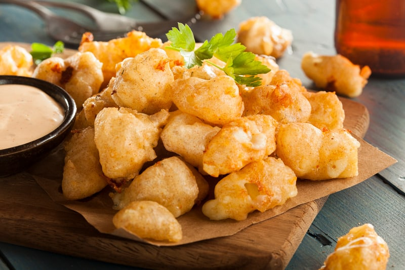 Cool and Top Things to do in milwaukee, Beer Battered Wisconsin Cheese Curds with Dipping Sauce