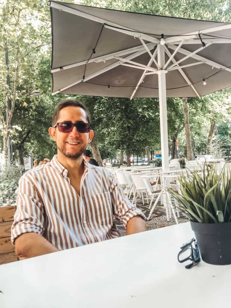 Marco Santos Travel-Boo, guest post, travel blog