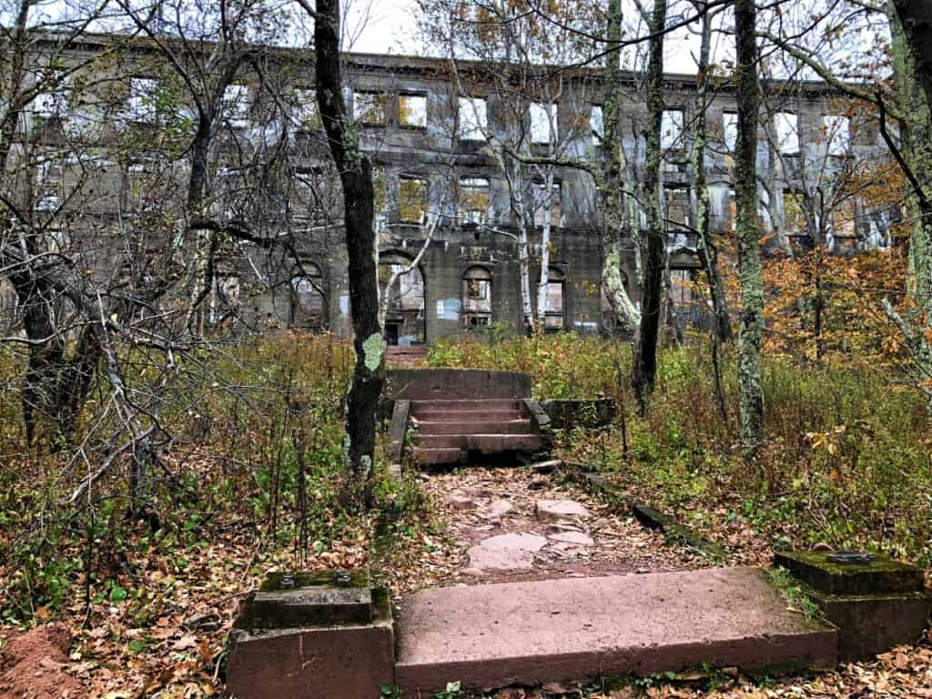 Overlook Mountain House, deserted places usa